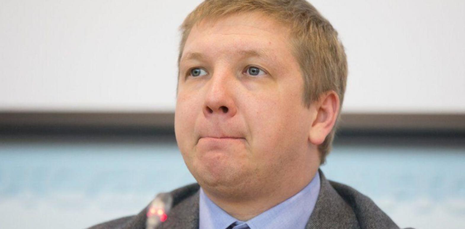Коболев: для закачки газа на зиму «Нафтогазу» нужен 1 миллиард долларов