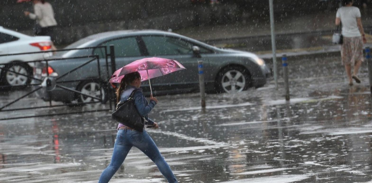 Погода на 24 мая: на большей части Украины ожидаются дожди