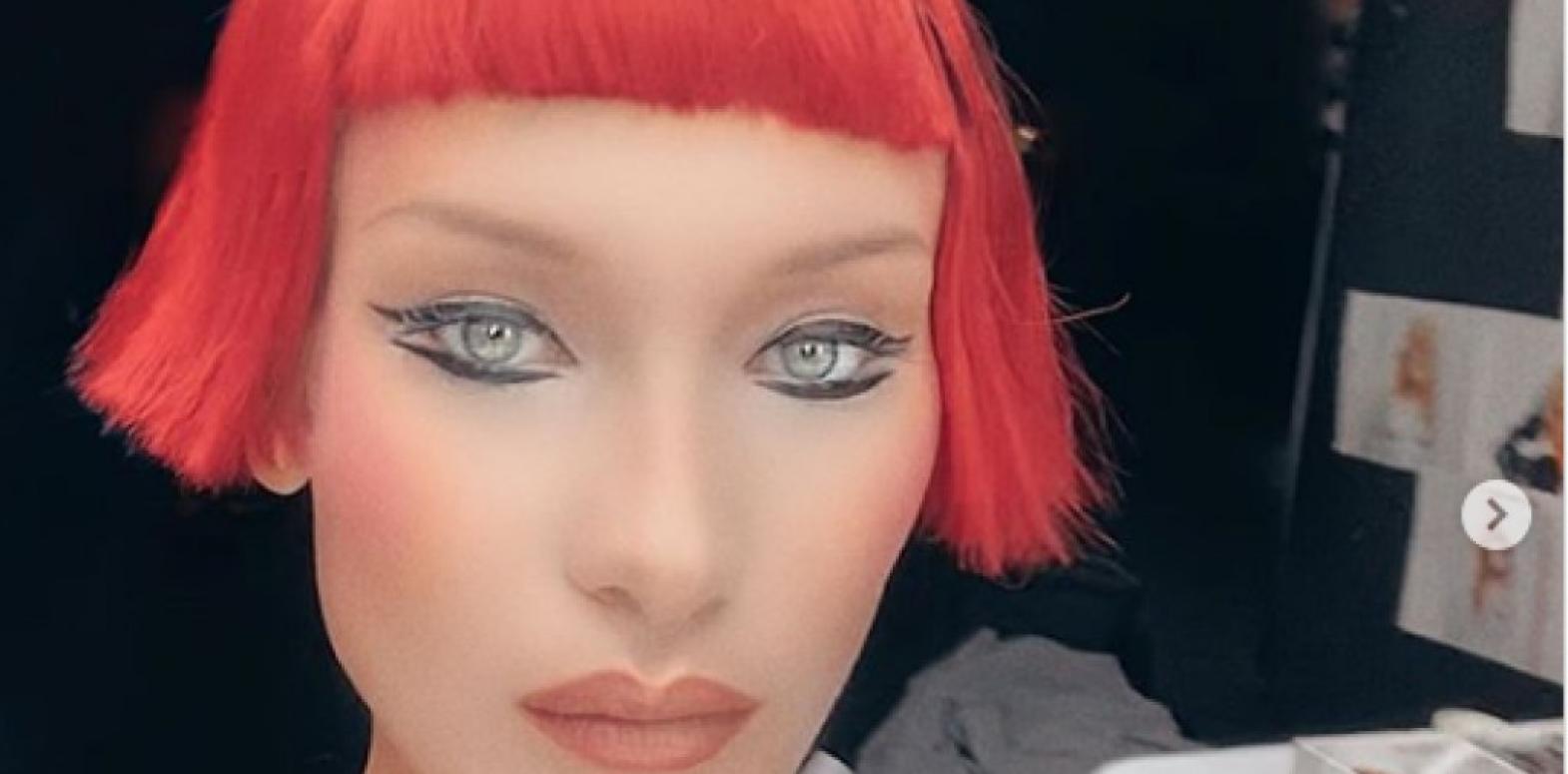 Белла Хадид удивила Сеть «инопланетным» образом