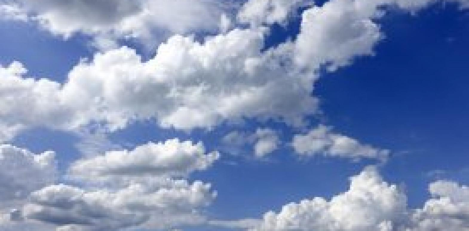 Погода на завтра: переменная облачность и до 14 градусов тепла