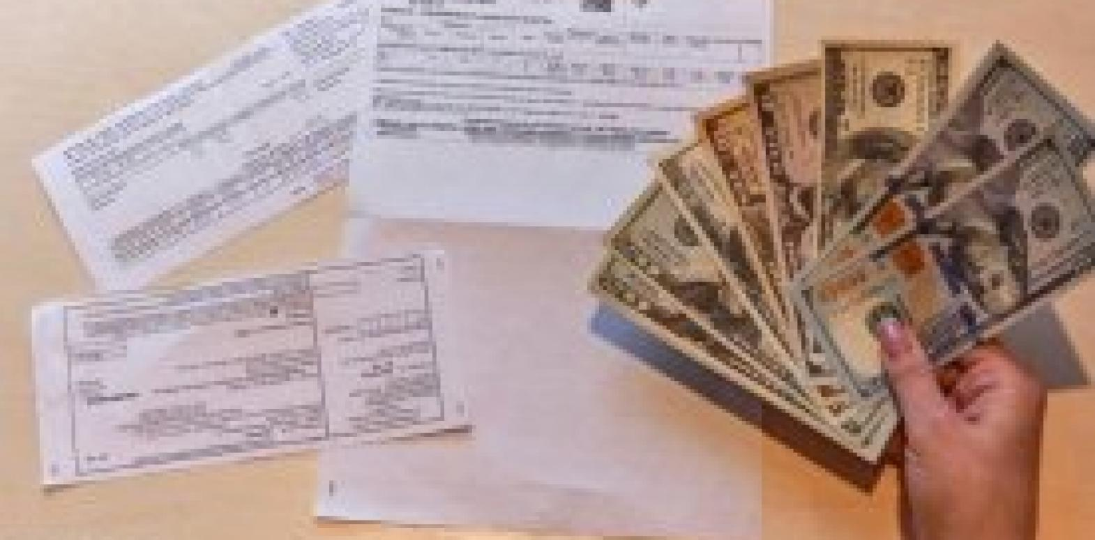 Киевлянка получила платежку за отопление на 53 тыс. гривен