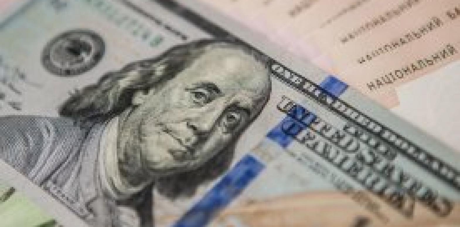 Курс НБУ на 25 февраля: доллар - 24,49 грн, евро - 26,51 грн