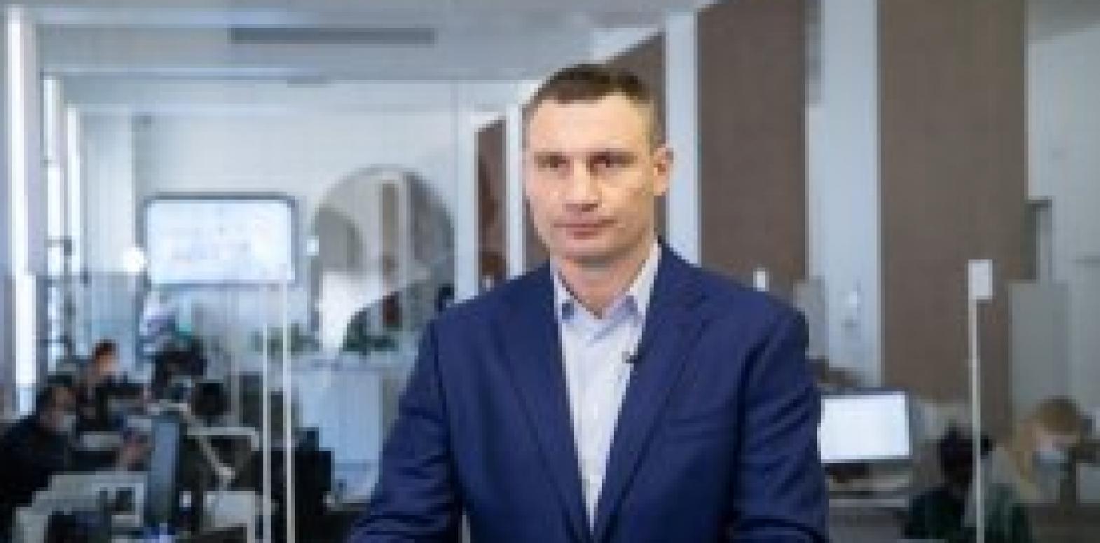 Кличко заявил о 28 подтвержденных случаях коронавируса в Киеве