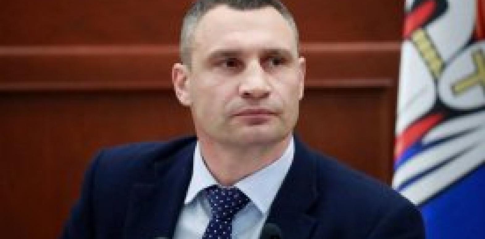 Кличко рассказал о состоянии зараженных коронавирусом в Киеве