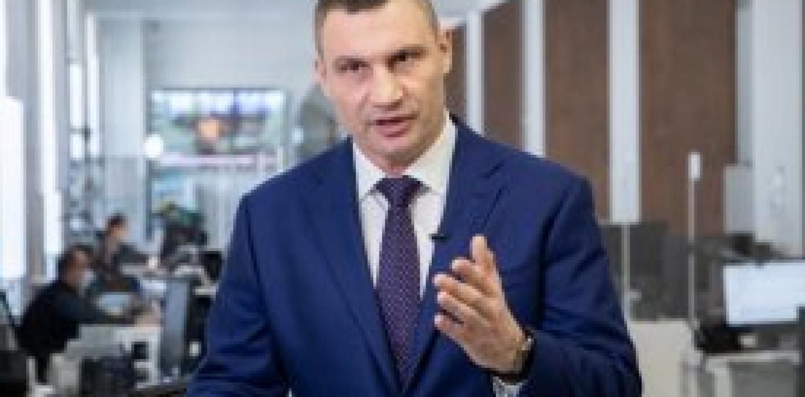 В киевских больницах готовы предоставить 7 тыс. мест зараженным коронавирусом, - Кличко