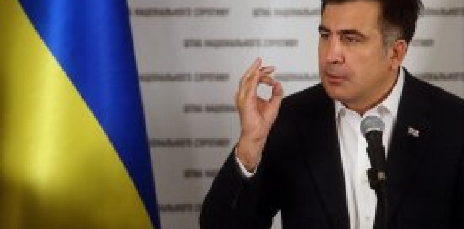 Саакашвили-реформатор: Миша хочет быть надежным членом команды Шмыгаля и пригодиться народу Украины